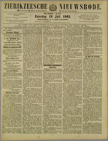 Zierikzeesche Nieuwsbode 1902-07-19