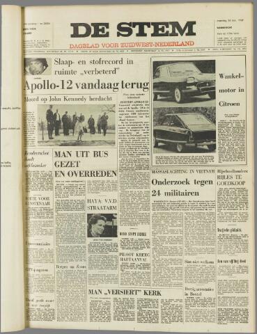 de Stem 1969-11-24