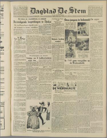 de Stem 1949-07-30