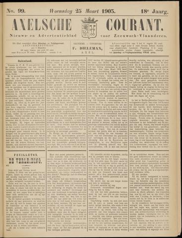 Axelsche Courant 1903-03-25