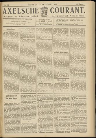 Axelsche Courant 1932-10-18