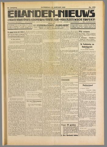 Eilanden-nieuws. Christelijk streekblad op gereformeerde grondslag 1939-01-21