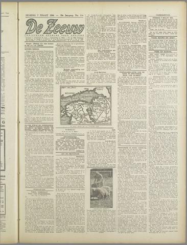 De Zeeuw. Christelijk-historisch nieuwsblad voor Zeeland 1944-03-07