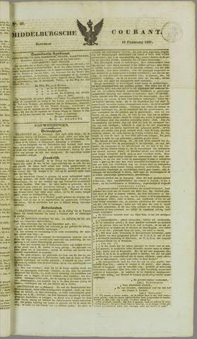 Middelburgsche Courant 1837-02-18