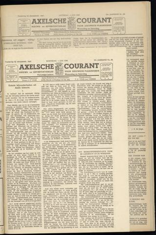 Axelsche Courant 1949-06-01