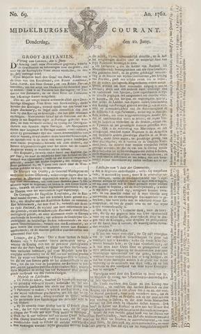 Middelburgsche Courant 1762-06-10