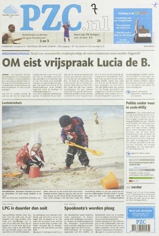 Provinciale Zeeuwse Courant 2010-03-18