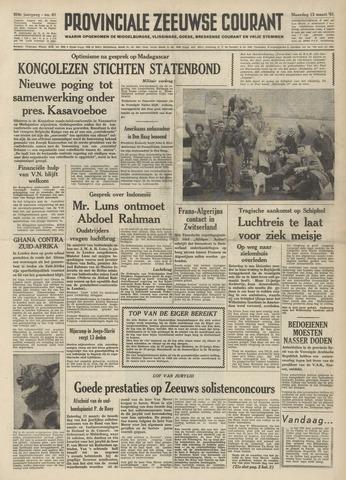 Provinciale Zeeuwse Courant 1961-03-13