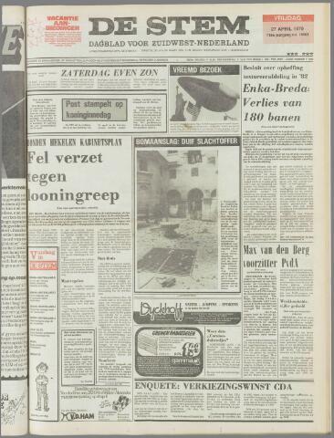 de Stem 1979-04-27