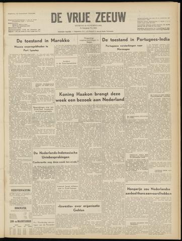 de Vrije Zeeuw 1954-08-10