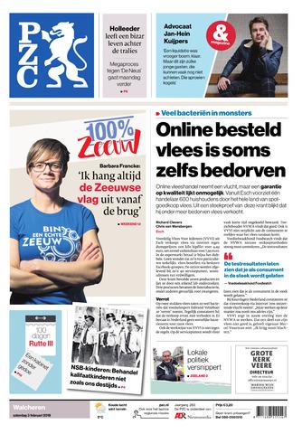 Provinciale Zeeuwse Courant 2018-02-03