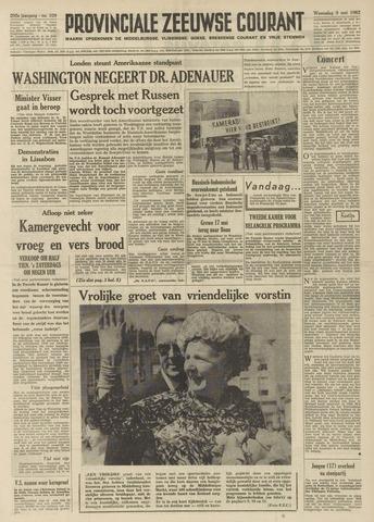 Provinciale Zeeuwse Courant 1962-05-09