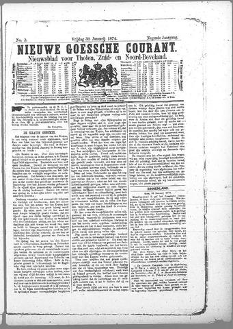 Nieuwe Goessche Courant 1874-01-30