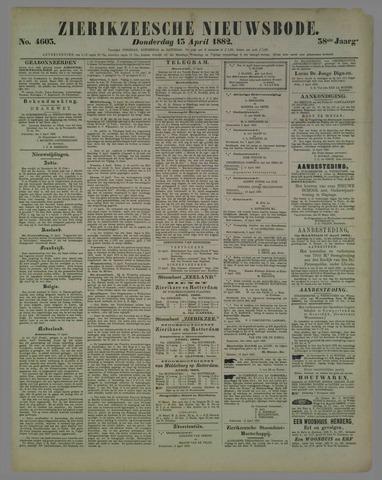 Zierikzeesche Nieuwsbode 1882-04-13