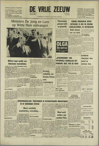 de Vrije Zeeuw 1969-05-29