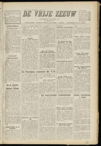 de Vrije Zeeuw 1947-10-09