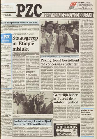 Provinciale Zeeuwse Courant 1989-05-17