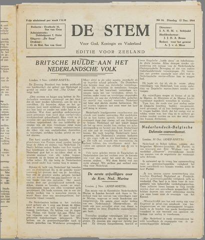 de Stem 1944-12-12
