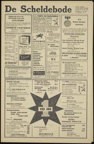 Scheldebode 1960-01-21