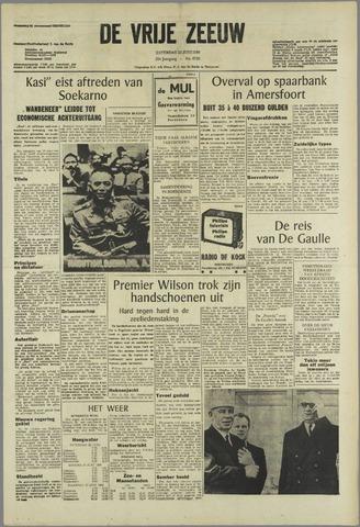 de Vrije Zeeuw 1966-06-25