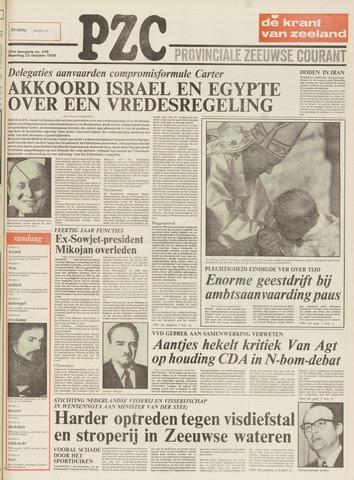 Provinciale Zeeuwse Courant 1978-10-23