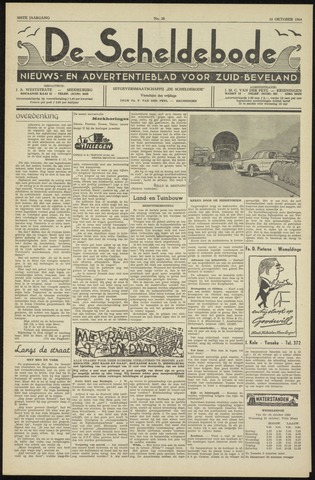 Scheldebode 1964-10-16