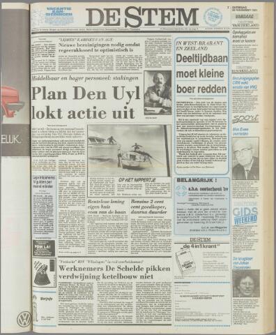 de Stem 1981-11-28