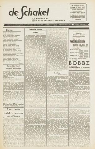 De Schakel 1957-06-07