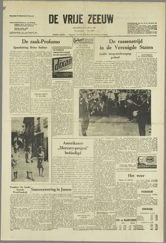 de Vrije Zeeuw 1963-06-13