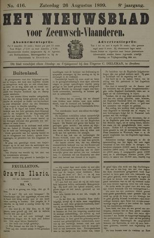 Nieuwsblad voor Zeeuwsch-Vlaanderen 1899-08-26