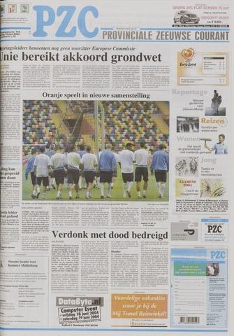 Provinciale Zeeuwse Courant 2004-06-19