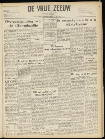 de Vrije Zeeuw 1951-11-27