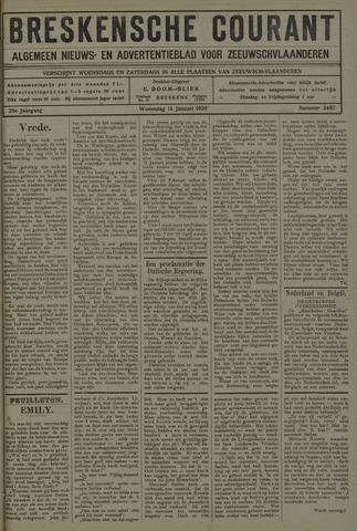 Breskensche Courant 1920-01-14