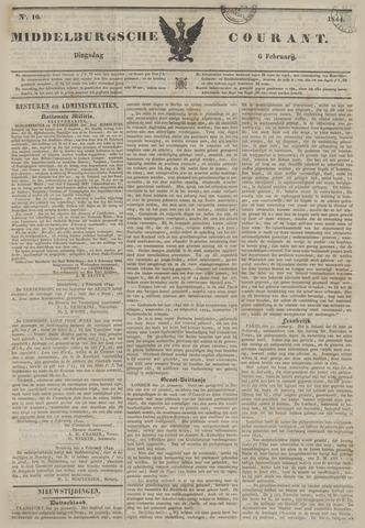 Middelburgsche Courant 1844-02-06