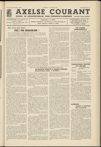 Axelsche Courant 1964-03-14
