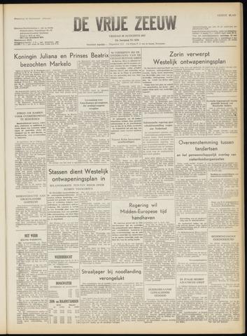 de Vrije Zeeuw 1957-08-30