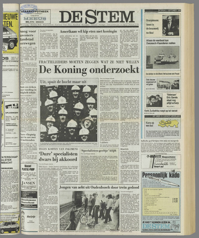 de Stem 1989-09-09