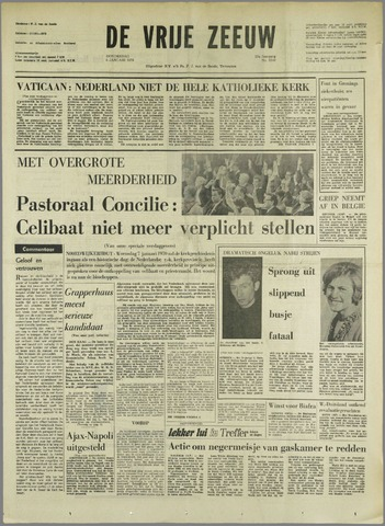 de Vrije Zeeuw 1970-01-08