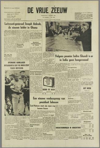 de Vrije Zeeuw 1966-03-02