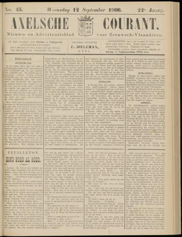 Axelsche Courant 1906-09-12