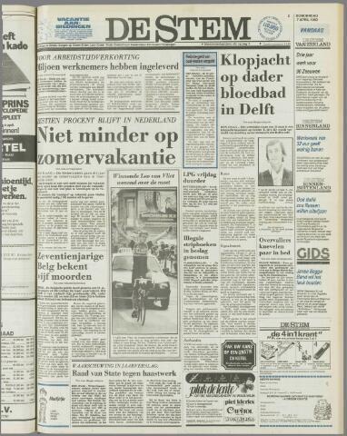 de Stem 1983-04-07