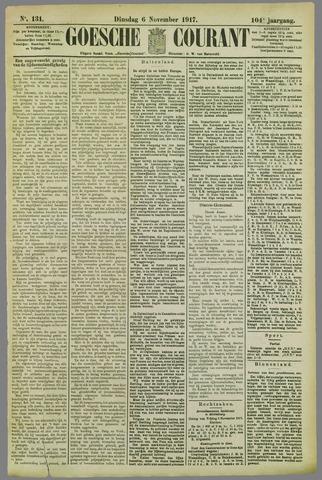 Goessche Courant 1917-11-06