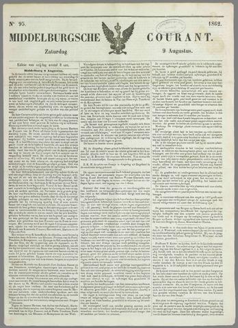 Middelburgsche Courant 1862-08-09