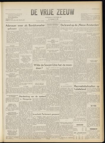 de Vrije Zeeuw 1957-10-23