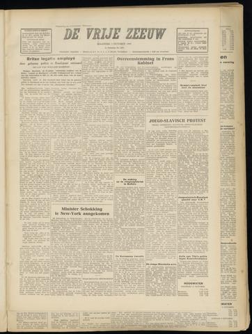 de Vrije Zeeuw 1949-10-03