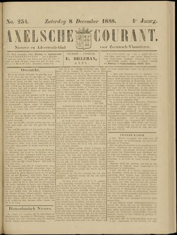 Axelsche Courant 1888-12-08