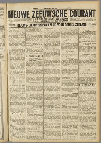 Nieuwe Zeeuwsche Courant 1932-04-07
