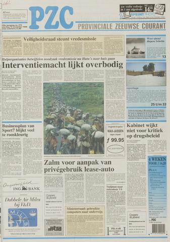 Provinciale Zeeuwse Courant 1996-11-16