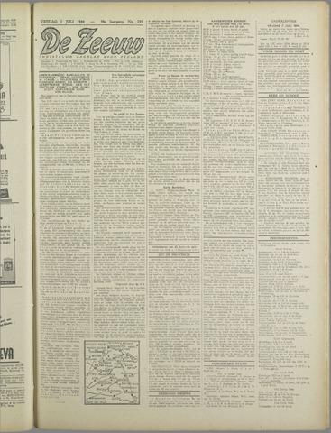 De Zeeuw. Christelijk-historisch nieuwsblad voor Zeeland 1944-07-07