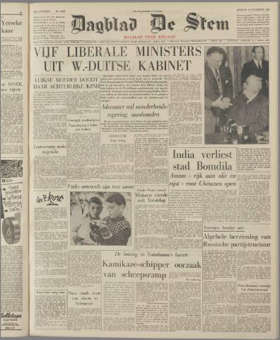 de Stem 1962-11-20